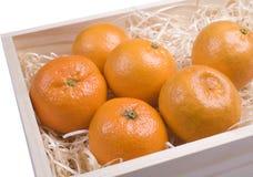 Klementinen Lizenzfreies Stockfoto