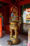 Klenteng Kwan Kong, Manado Indonesia imágenes de archivo libres de regalías