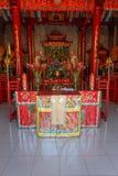 Klenteng Kwan Kong, Manado Indonezja fotografia stock