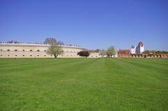 Klenzepark Ingolstadt Arkivbilder