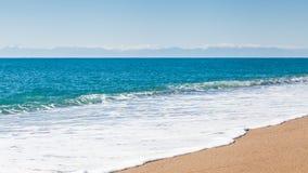 Kleopatra海滩 免版税库存照片