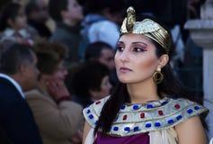 kleopatra Obrazy Royalty Free