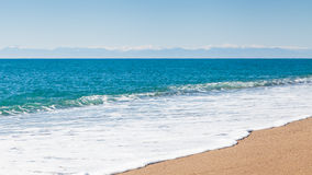 Kleopatra strand Royaltyfria Foton