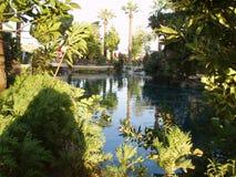 Kleopatra u. x27; s-Pool Stockfotos