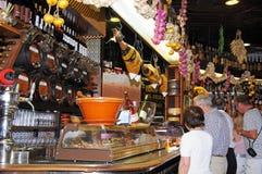 Klepnięcia zakazują, Malaga, Hiszpania. Zdjęcie Stock