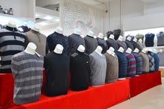 Klerensweaters royalty-vrije stock foto's