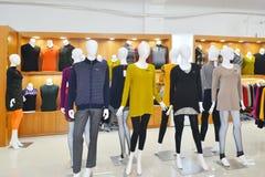 Klerensweaters stock afbeeldingen