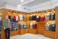 Klerensweaters royalty-vrije stock afbeelding