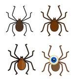 Kleszczowi insekty zdjęcie royalty free