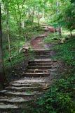 Klettern des Hügels Lizenzfreies Stockbild