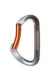 Kletterndes carabiner ohne Verschluss Lizenzfreie Stockfotografie