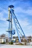 Klettwitz shaft tower Royalty Free Stock Images