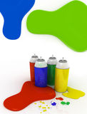 Kleur Stock Afbeeldingen