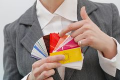 Kleur Royalty-vrije Stock Afbeelding
