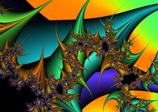 Kleur royalty-vrije illustratie