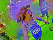 kleur Royalty-vrije Stock Foto