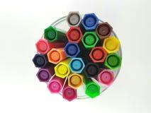 kleur Stock Fotografie