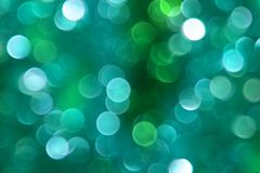 Kleur Bokeh Stock Afbeelding