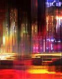 Kleur effex II stock illustratie