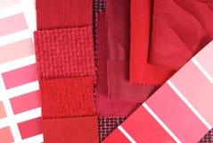 Kleur en ontwerpkeus royalty-vrije stock afbeeldingen