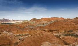 Kleur Geopark Royalty-vrije Stock Fotografie