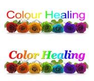 Kleur het Helen Banner Royalty-vrije Stock Afbeelding