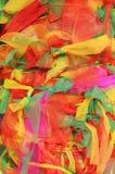 Kleur van doeken Royalty-vrije Stock Afbeelding