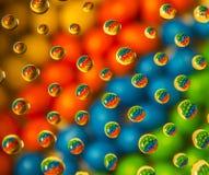 Kleuren Royalty-vrije Stock Foto's