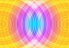 Kleuren abstracte achtergrond van ontwerp Stock Fotografie