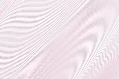 Kleuren abstracte lijn, kromme & generatieve de kunstachtergrond van het golf geometrische patroon Illustratie, slordig, vector & vector illustratie