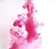 Kleuren buitensporige rook Royalty-vrije Stock Afbeeldingen