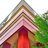Kleuren de bouw Royalty-vrije Stock Foto