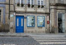 Kleuren in de straten Royalty-vrije Stock Fotografie