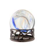 Kleuren in een kristallen bol Royalty-vrije Stock Foto's