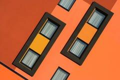 Kleuren - hotel stock fotografie