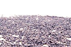 Kleuren plastic korrels Stock Foto's
