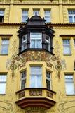 Kleuren in Praag Stock Afbeeldingen
