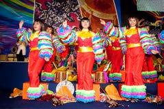 Kleuren van 1 Festival 2011 van Maleisië Royalty-vrije Stock Fotografie