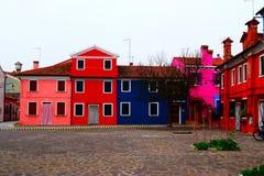Kleuren van Boralo Stock Fotografie