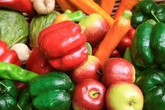 Kleuren van de keuken Stock Afbeelding