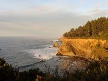 Kleuren van de Kust van Oregon royalty-vrije stock afbeelding
