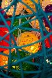 Kleuren van de lamp Royalty-vrije Stock Foto's