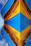 Kleuren van een Eiland Stock Fotografie