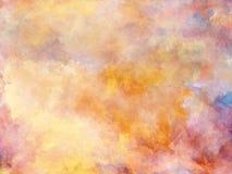 Kleuren van Fractal Schuim Royalty-vrije Stock Fotografie