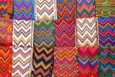 Kleuren van Guatemala Royalty-vrije Stock Afbeeldingen