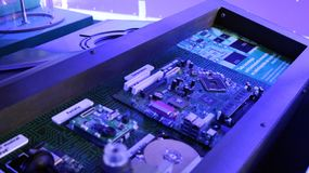Kleuren van Hardware royalty-vrije stock afbeelding