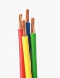 Kleuren van kabel Royalty-vrije Stock Foto's