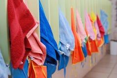 Kleuren van kinderjaren Stock Foto