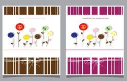 Kleuren van knopen Royalty-vrije Stock Foto's