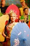 Kleuren van Maleisië. Royalty-vrije Stock Fotografie